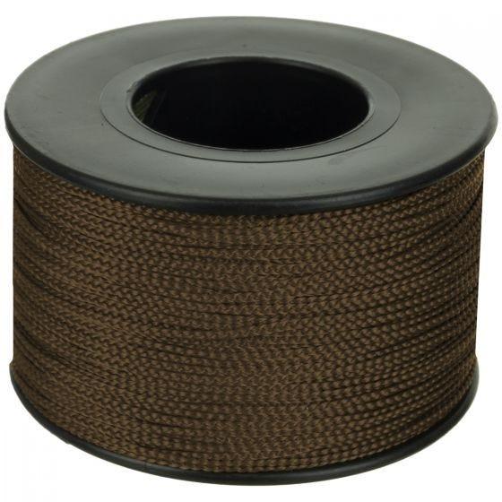 Atwood Rope Nanosnor 300 ft - Brun