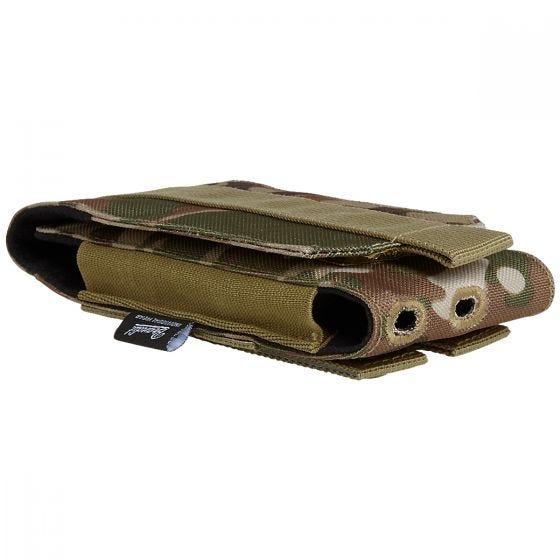 Brandit MOLLE Stor Telefonpung - Tactical Camo