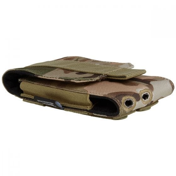 Brandit MOLLE Medium Telefonpung - Tactical Camo