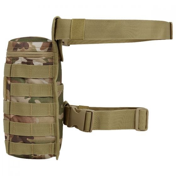 Brandit No.2 Sidetaske - Tactical Camo