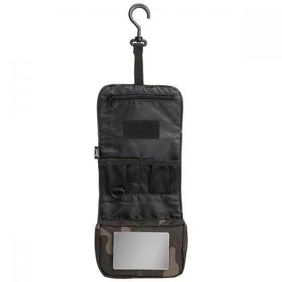 Brandit Medium Toilettaske - Dark Camo