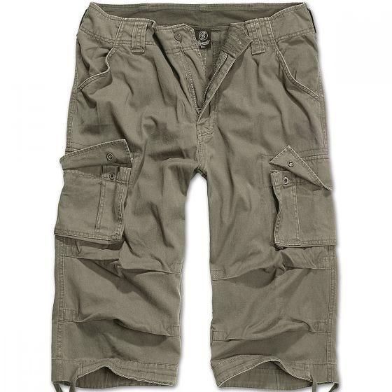 Brandit Urban Legend 3/4 Shorts Olivenfarvet