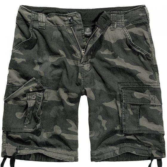 Brandit Urban Legend Shorts - Dark Camo