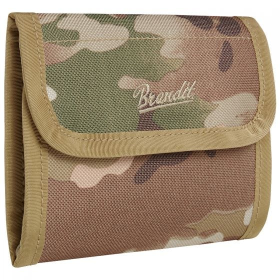 Brandit Five Pung - Tactical Camo
