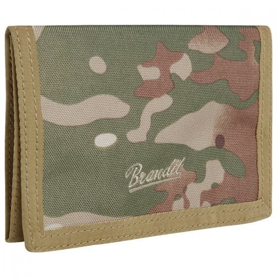 Brandit Three Pung - Tactical Camo