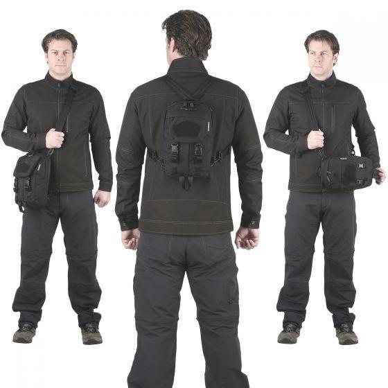 Maxpedition Prepared Citizen TT12 Convertible Backpack Wolf Grey