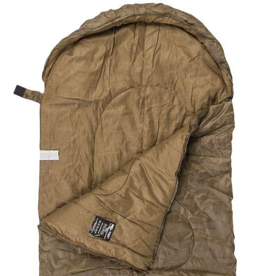Mil-Tec Comforter Sovepose - Dark Coyote
