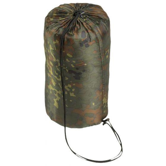 Mil-Tec Comforter Sovepose - Flecktarn