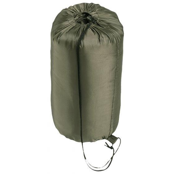 Mil-Tec Comforter Sovepose - Olivenfarvet