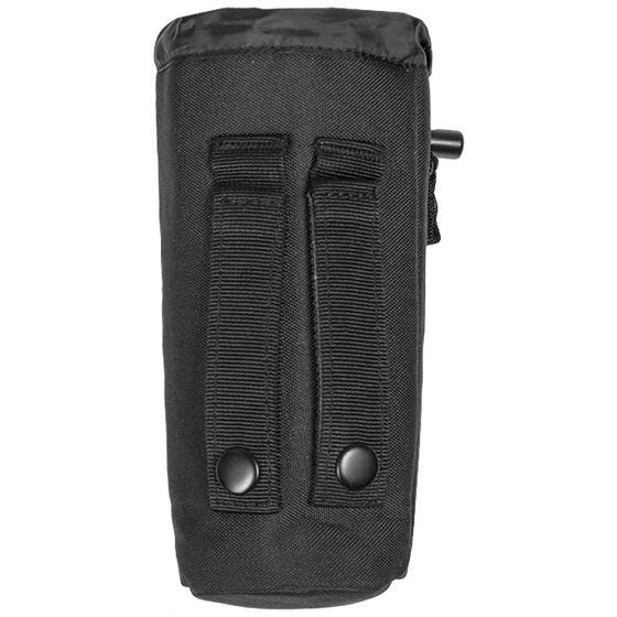 Mil-Tec MOLLE Flaskecover Sort