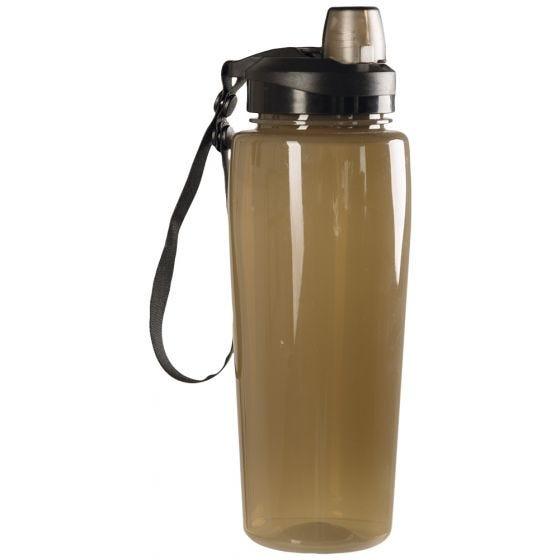 Mil-Tec Transparent Flaske - Coyote