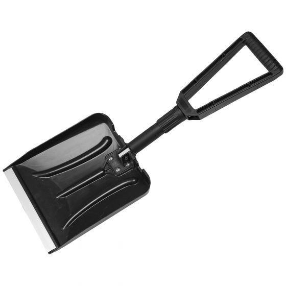 Mil-Tec ABS Foldbar Sneskovl - Sort