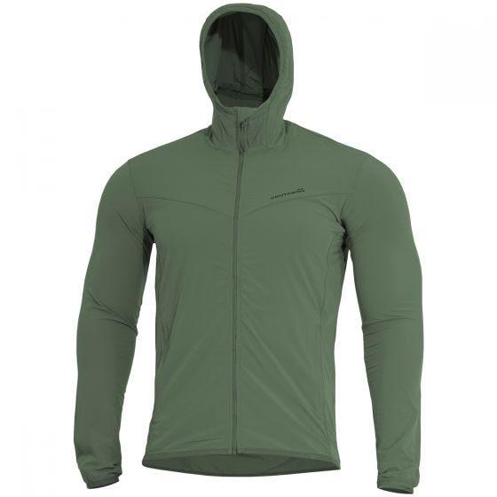 Pentagon Helios Sun Jacket Camo Green