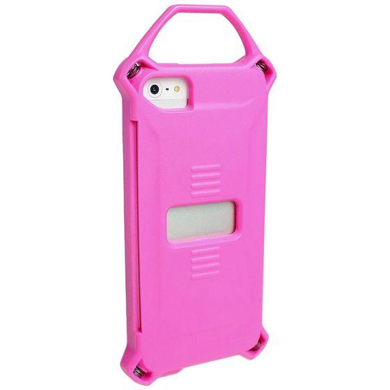 Strike Industries iPhone 5 Battle Shox Etui - Pink