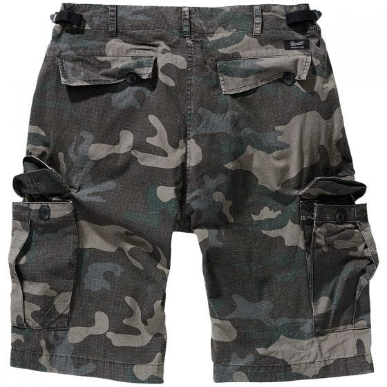 Brandit BDU Shorts - Dark Camo
