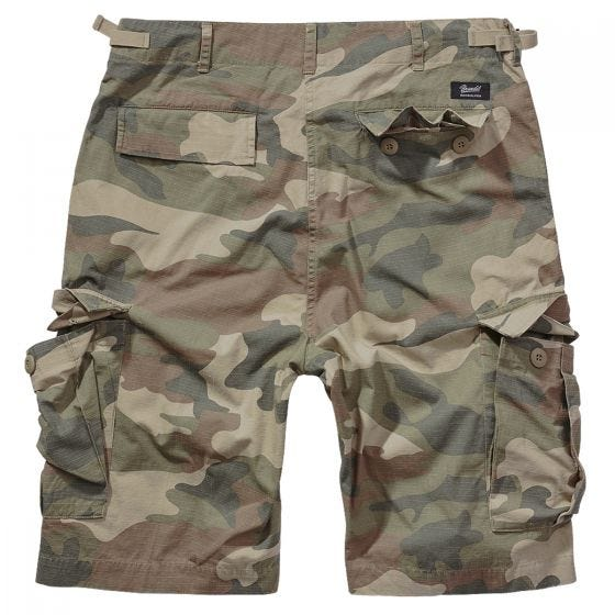 Brandit BDU Shorts - Light Woodland