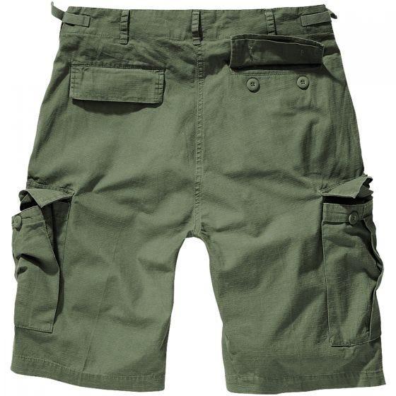 Brandit BDU Shorts - Olivenfarvet