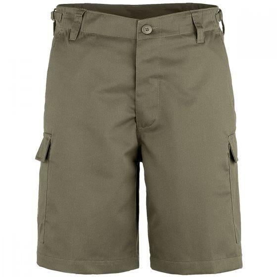 Brandit US Ranger Shorts - Olivenfarvet