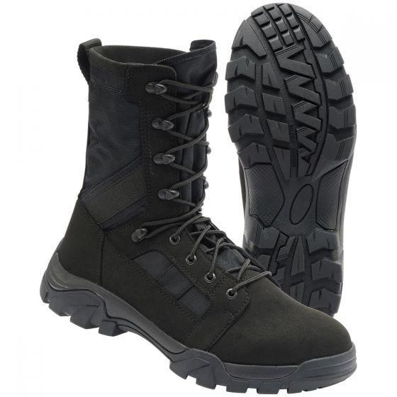 Brandit Defense Støvler - Sort
