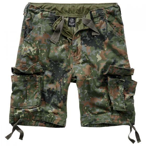 Brandit Urban Legend Shorts - Flecktarn