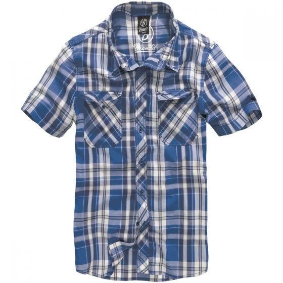 Brandit Roadstar Skjorte - Blå