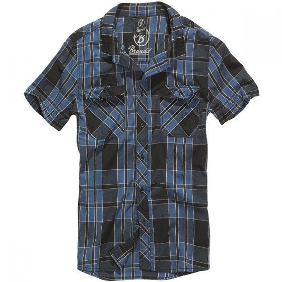 Brandit Roadstar Skjorte - Indigo