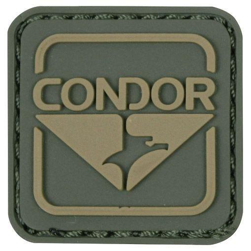 Condor Emblemlap PVC - Green/Brun