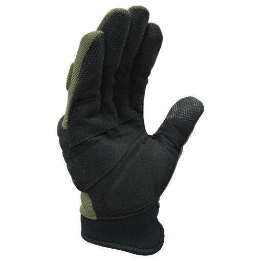 Condor Stryker Handsker Polstret Kno - Sage/Sort