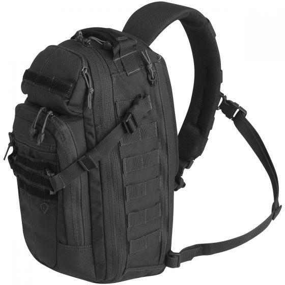 First Tactical Crosshatch Stroptaske - Sort