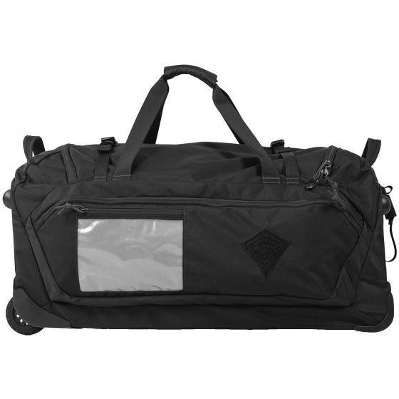 First Tactical Specialist Rullende Duffelbag - Sort