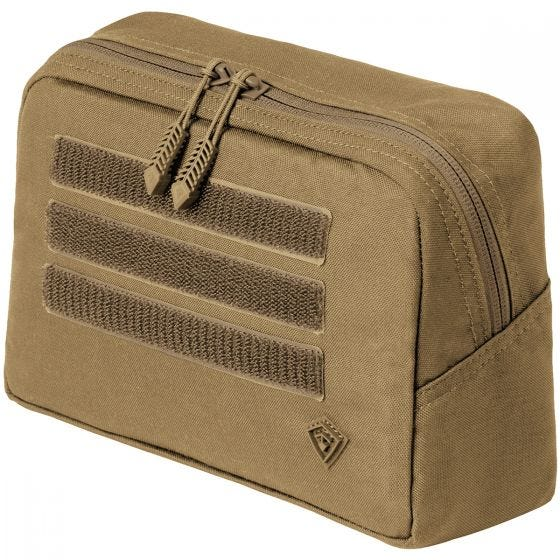 First Tactical Tactix 9x6 Utility Pouch Coyote