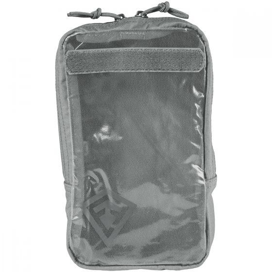 First Tactical Tactix 6x10 Velcro Pouch Asphalt