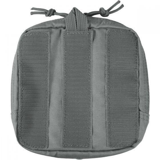 First Tactical Tactix 6x6 Pung Velcro - Asphalt
