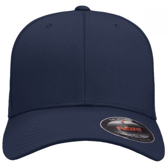 Flexfit Wooly Combed Kasket - Navy