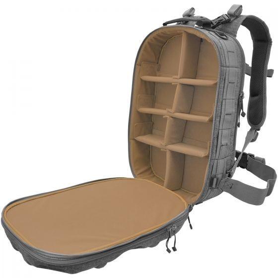Civilian Grayman Pillbox Hardshell Dagpakke - Grå