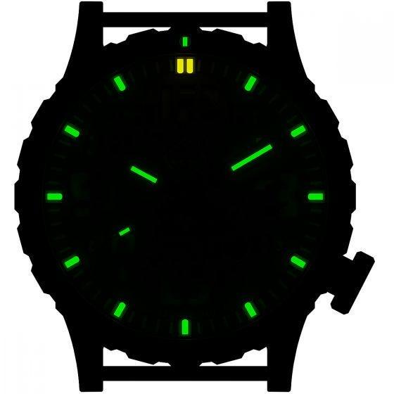 Hazard 4 Heavy Water Diver Titanium Tritium-ur - Blacktie Green/Yellow