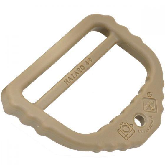 """Hazard 4 D-ring til Foto 2"""" - Coyote"""