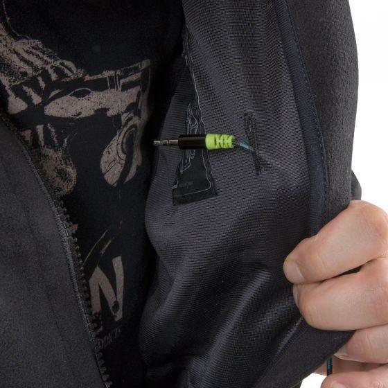 Helikon Classic Army Fleece med Membran - Sort