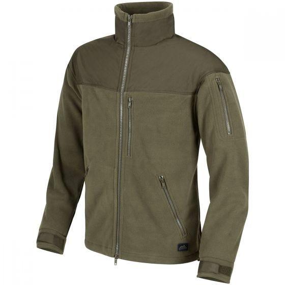 Helikon Classic Army Fleece - Olivenfarvet