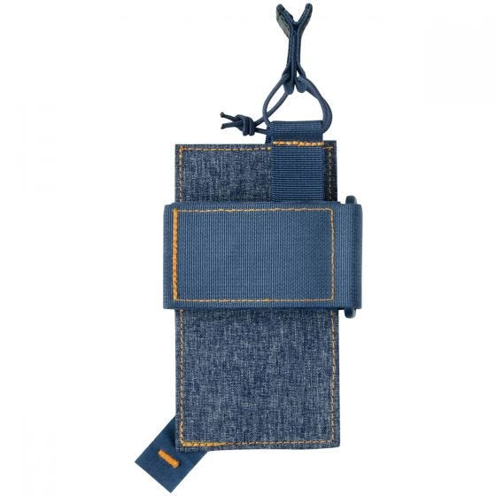 Helikon Nylon Indadvendt Pistolholderindsats - Melange Blue