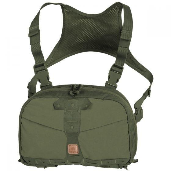 Helikon Numbat Brystpakke - Adaptive Green/Olivenfarvet