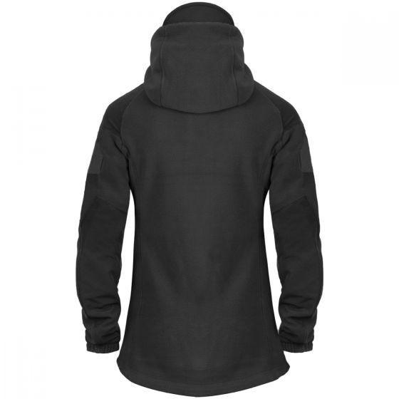 Helikon Cumulus Tung Fleece-jakke Til Kvinder - Sort