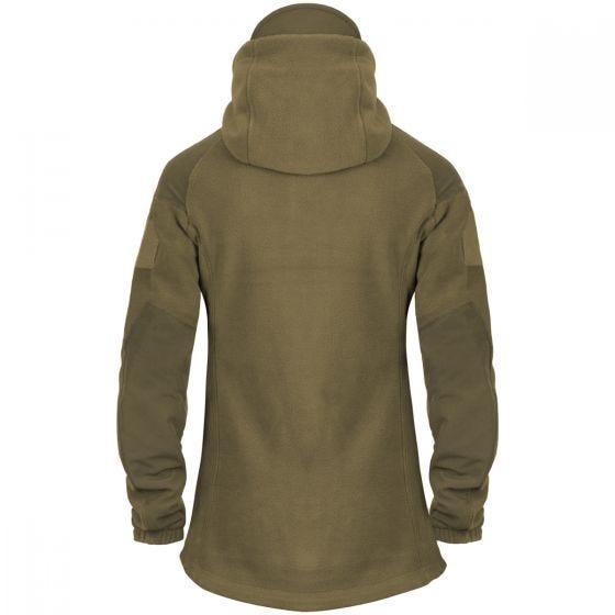 Helikon Cumulus Tung Fleece-jakke Til Kvinder - Coyote