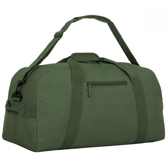 Highlander Cargotaske 65 L - Olive Green