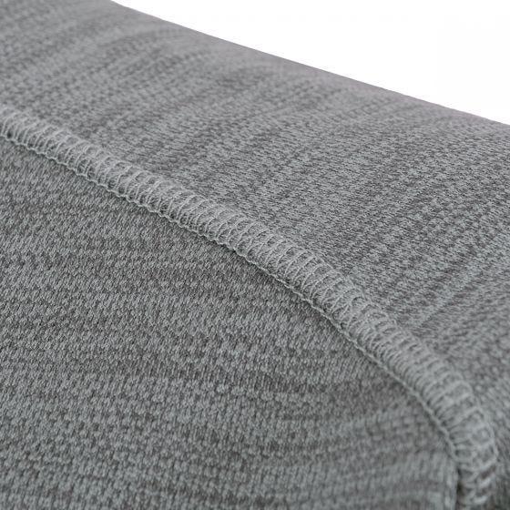 Highlander Sweater med Crew Neck - Cool Grey