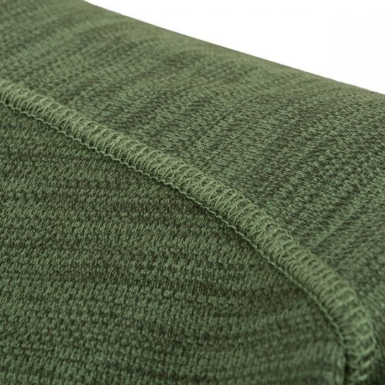 Highlander Sweater med Crew Neck - Leaf Green