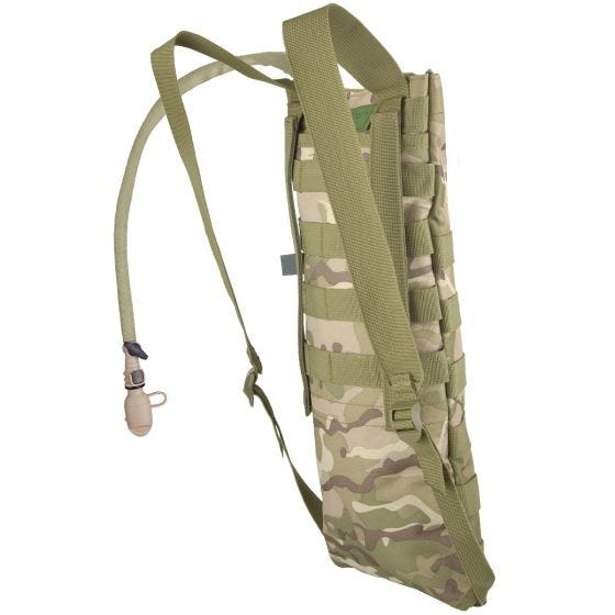 MFH MOLLE Hydreringsblære og -bæretaske Operation Camo