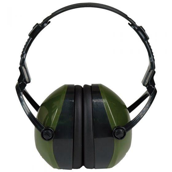 Mil-Tec Beskyttende Høreværn - Olivenfarvet
