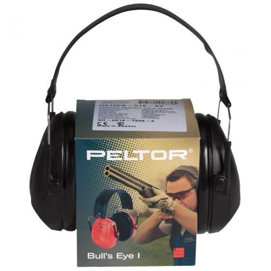 Peltor Bull's Eye I Beskyttende Høreværn - Sort