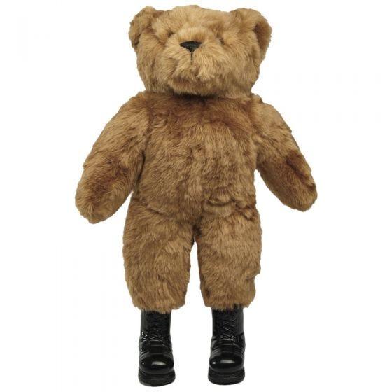 Mil-Tec Stor Teddybjørn med Støvler